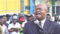 Matthias Owona Nguini est vice président à l'université de Yaoundé