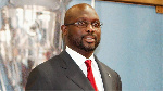 President Weah is Africa's only Ballon d'Or winner