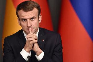 Emmanuel Macron Cameroun Paul Biya