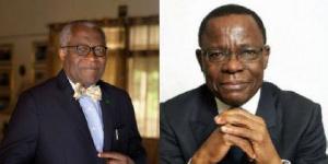 Maurice Kamto et Akéré Muna