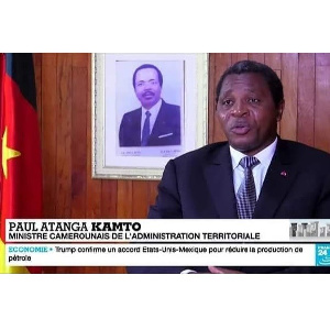 Atanga Nji encore humilié sur France 24