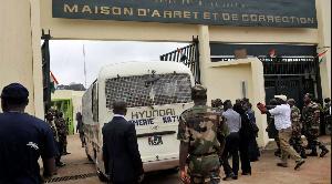 A la Maison d'arrêt et de correction d'Abidjan