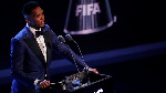 Eto'o has won African Player of the Year four times