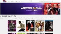 La plateforme d'Afrostream