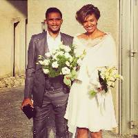 Le couple Eto'o