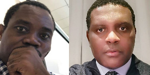 Laziz Nchare et Me Ntimbane Bomo