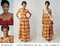 Jessica Ngoua Nseme,Miss Littoral 2015