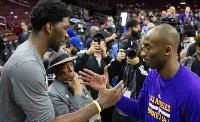 Kobe Bryant est décédé hier dimanche dans un crash d'hélicoptère