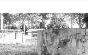 Le ranche de l'ancien président Ahidjo