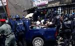 Les militants du MRC arrêtés par les gendarmes