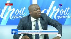 Les élections législatives auront lieu le 09 février 2020