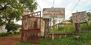 L'hôpital De District D'Eseka,