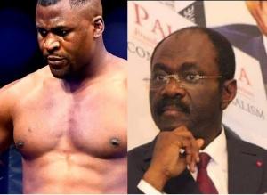Francis N'gannou et Mouelle Kombi