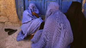 Le récit de la vie d'une femme sous le régime des talibans en 1999