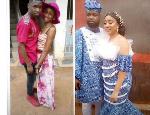 Mariage: l'avant et l'après du couple Moustik Karismatik  [PHOTOS]
