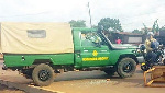 Le reseau était  installé derrière la sous-préfecture de Yaoundé 1er