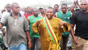 Il a affirmé que le président Paul Biya doit être déclaré inapte à gouverner