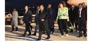 Séjour de Biya à Paris: les 'P