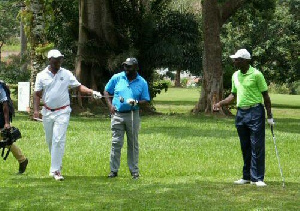 Golfeurs Camerounais