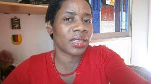 Aline Zomo Bem, romancière camerounaise