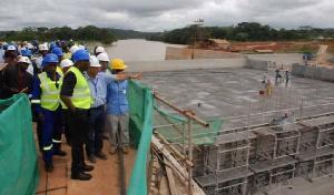 La centrale hydroélectrique de Memve'élé augemente sa capacité de production