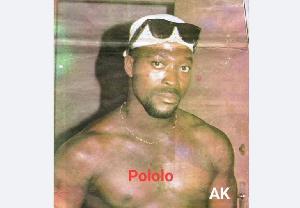 Pololo, l'un des deux bandits
