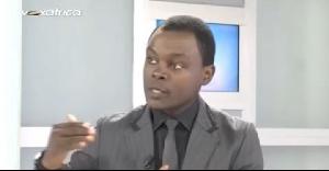 BIBOU NISSACK Olivier, porte-parole de Maurice Kamto