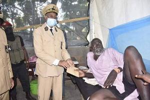 Paul Biya offre 500 000 FCFA  aux victimes de Logone-Birni