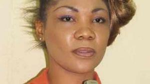 Marlène Emvoutou est ancienne candidate à la présidence de la FECAFOOT