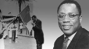 André Marie Mbida, Le tout premier ministre Cameroun