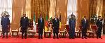 Les Chefs d'Etat de la Cemac saluent la mémoire d'Idriss Deby Itno