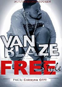 Artiste Camerounais, Van Blaze