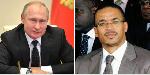 'Vladimir Poutine a souvent considéré son père comme son modèle'