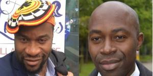 Abdelaziz Moundé Njimbam et Serge Espoir Matomba