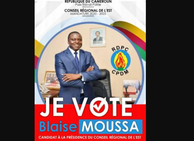 Blaise Moussa