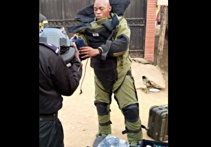 Bombe_Artisanale_Douala