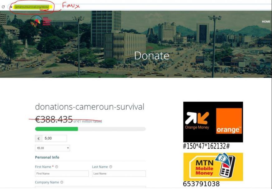 Clonage_Site_Cameroonsurviva