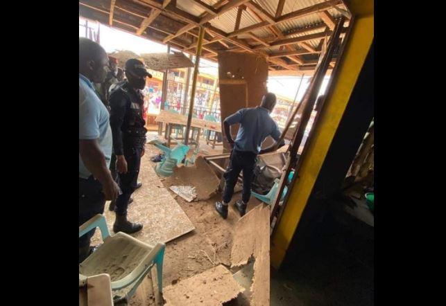 Explosion Bombe Yaounde