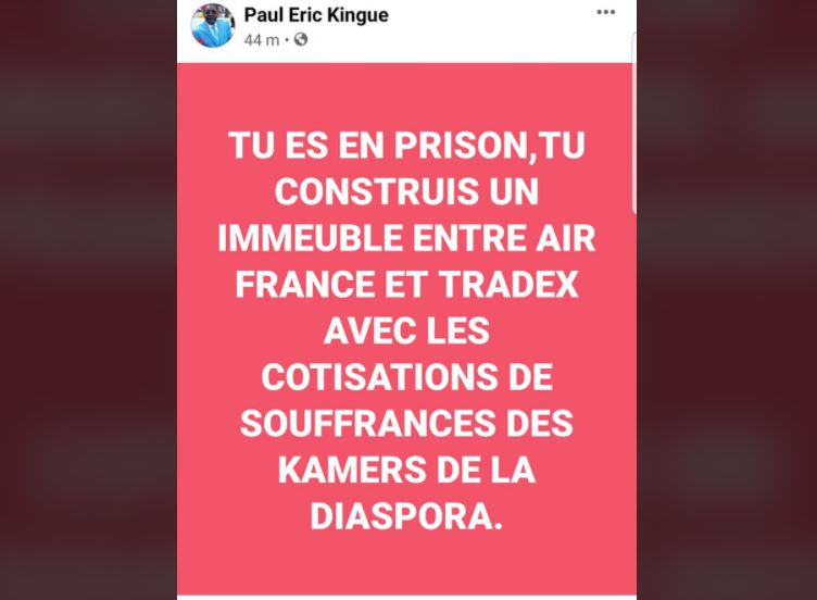 Kingue_Kamto_Detournement
