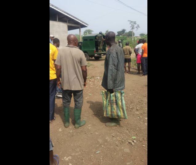 Deux présumés sécessionnistes Bakweri