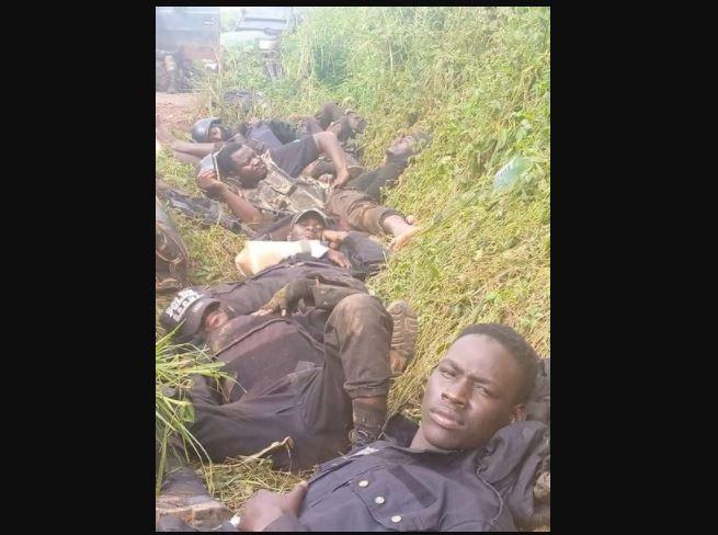Attaque secessionniste à Oku: des soldats gravement blessés dans une explosion