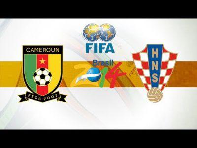 Cameroon vs Croatia last chance clash today