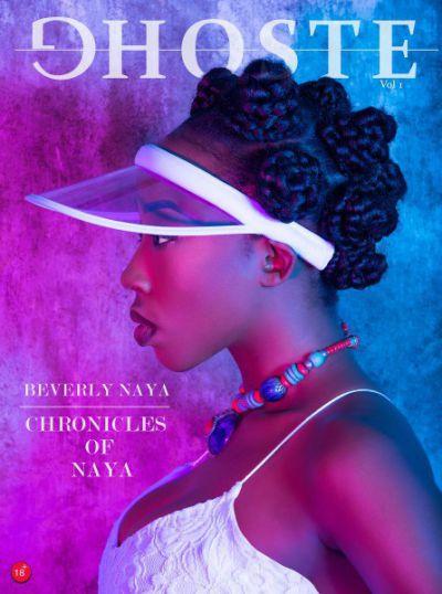 Photos: Beverly Naya rocks the bantu knots