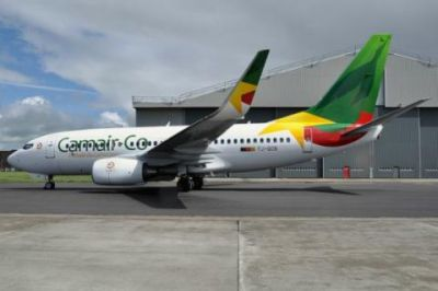 Confiscated Camair-co plane finally returns to Cameroon