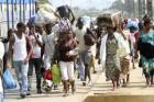 Cameroonian immigrants forced to leave Gabon