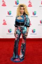 Dencia stuns at the 2016 Latin Grammys