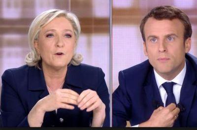 Macron - Le Pen : regardez leur virulent débat de mercredi