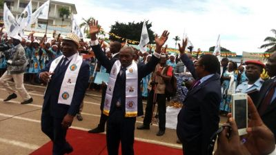 Kribi: les militants du RDPC se mobilisent pour remercier Biya