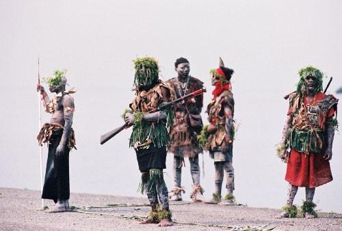 Les gardiens de la traditions du peuple Sawa