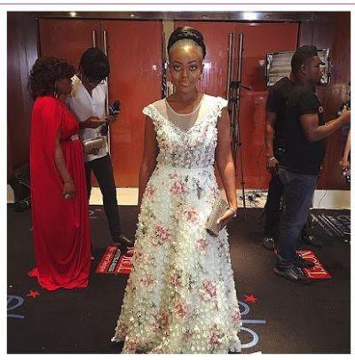 Cameroonian actress wins best Tv actress at ELOY Awards 2016